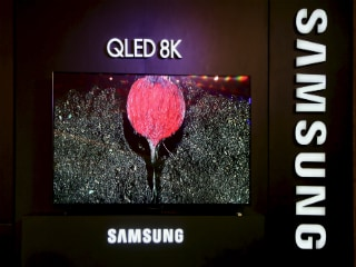 Samsung Launches 'World's First QLED 8K TV' in India, Starting at Rs. 10,99,900