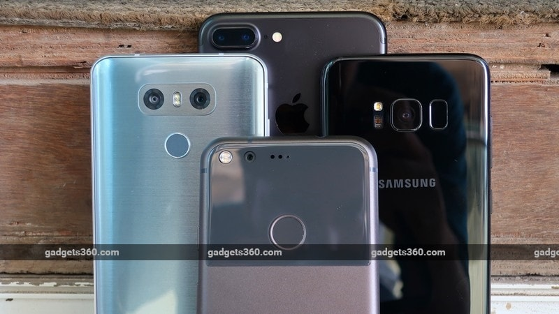 Samsung Galaxy S8 vs iPhone 7 Plus vs LG G6 vs Google Pixel Camera ...