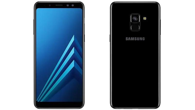 Samsung Galaxy A5 (2017), Galaxy A8 (2018), Galaxy J5 Prime