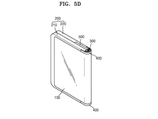 Samsung's Upcoming Foldable Smartphone Could Have an Out-Folding Design, Patent Hints