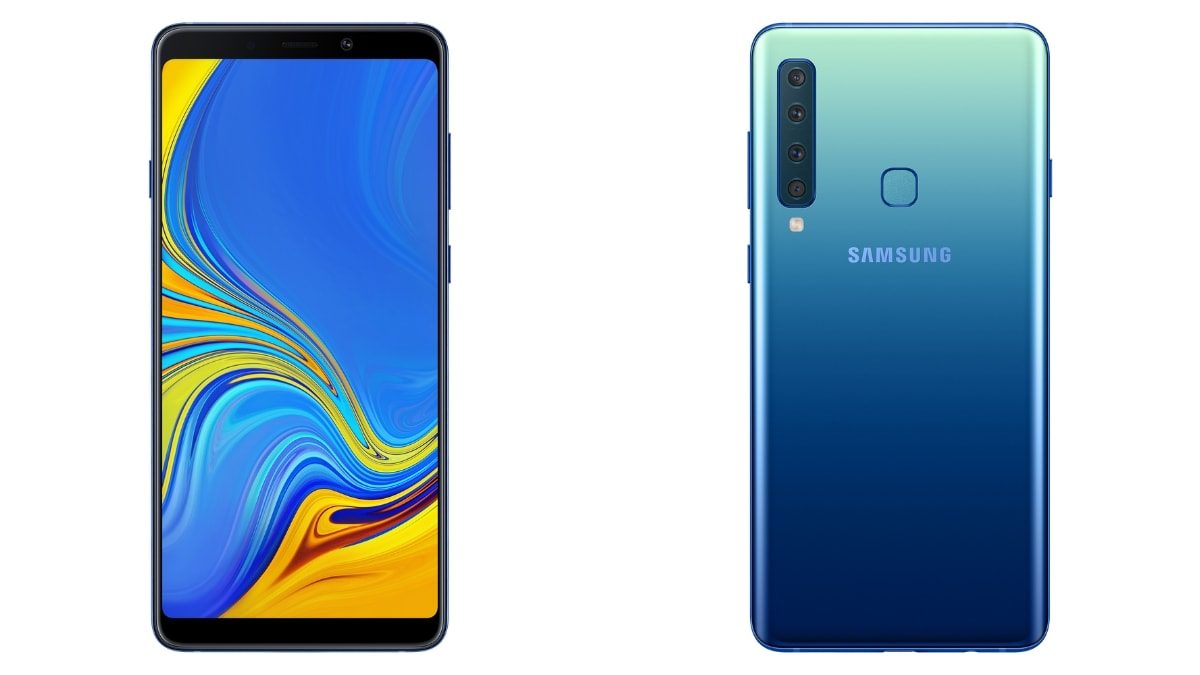 Samsung Galaxy A7 (2018), Galaxy A9 (2018) Price in India Cut