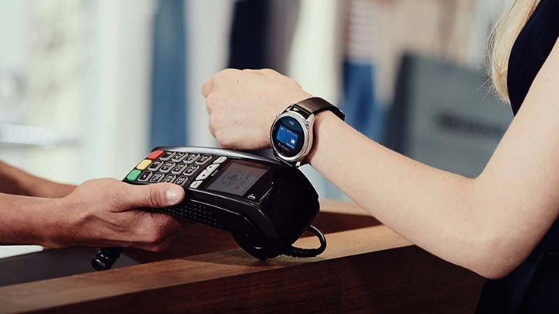 Samsung Expands Payment Business to New Smartwatch Products