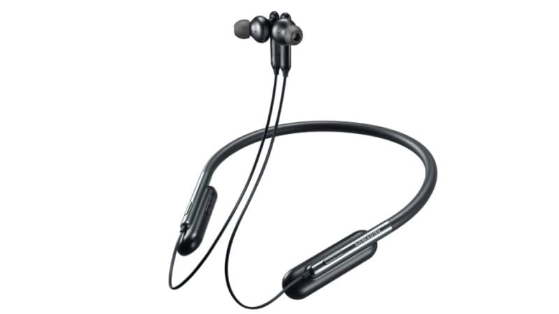 Samsung U Flex Headphones With Bendable Neckband, Bixby Button Unveiled