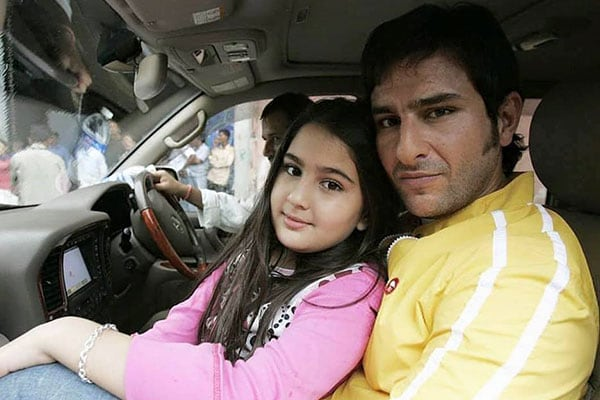 Sara Ali Khan Biography 4 With Saif 1555408441148