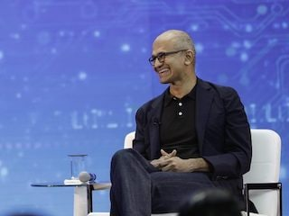 Satya Nadella on Competing With Apple and Google, Minecraft on Holo Lens, and More
