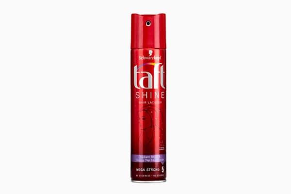Schwarzkopf Taft Shine Hair Lacquer Mega Strong 1612208788368