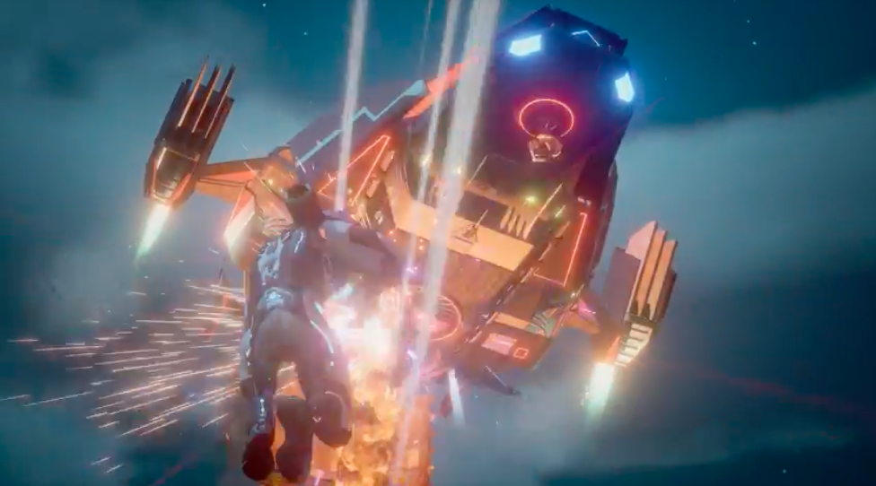 Crackdown 3's New Trailer Shows Terry Crews at His Bombastic Best
