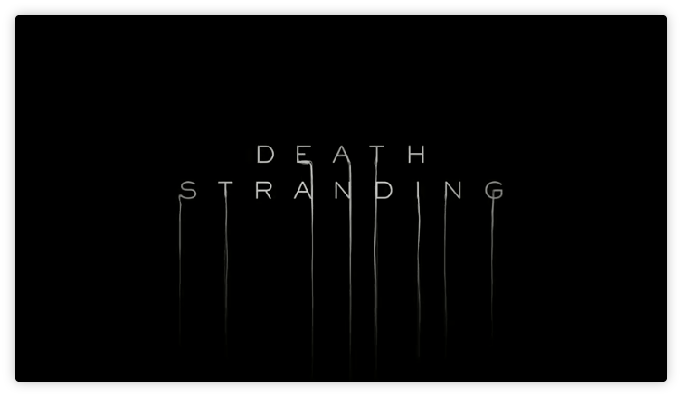 Death Stranding Is an Abstract Survival Game, Confirmed to Be PS4 Exclusive