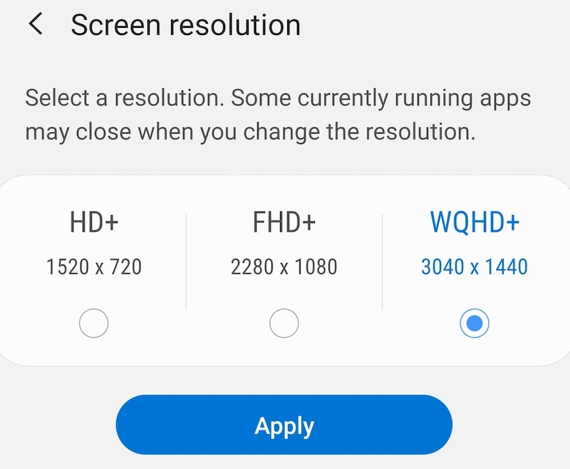 Screenshot 20190313 141321 Settings samsung_galaxy_s10_plus_gaming_review