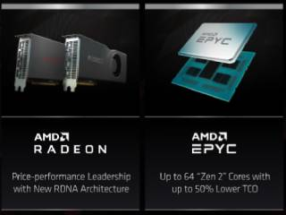 AMD Unveils Next-Gen Ryzen, Epyc CPU Roadmaps; High-End Radeon GPU With Ray Tracing Launching This Year