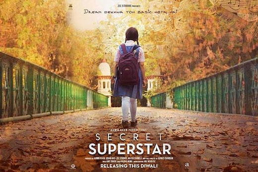 Secret Superstar: Movie Ticket Booking Offers, Release Date, Trailer, Songs, Cast and More