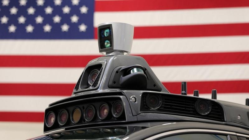US President Barack Obama Hails Self-Driving Cars' Huge Potential