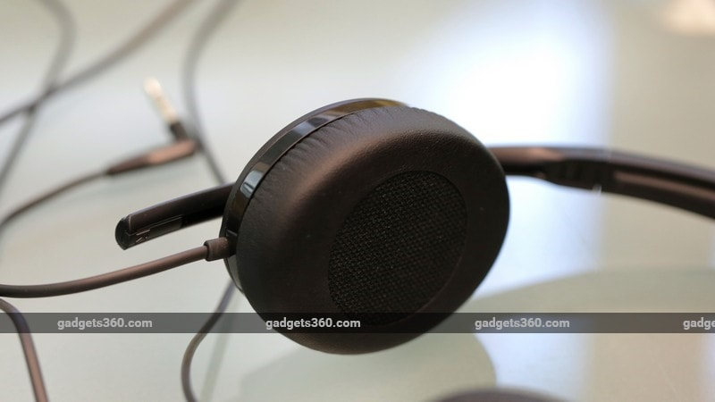 Sennheiser HD 2.10 ear cup ndtv Sennheiser HD 2.10