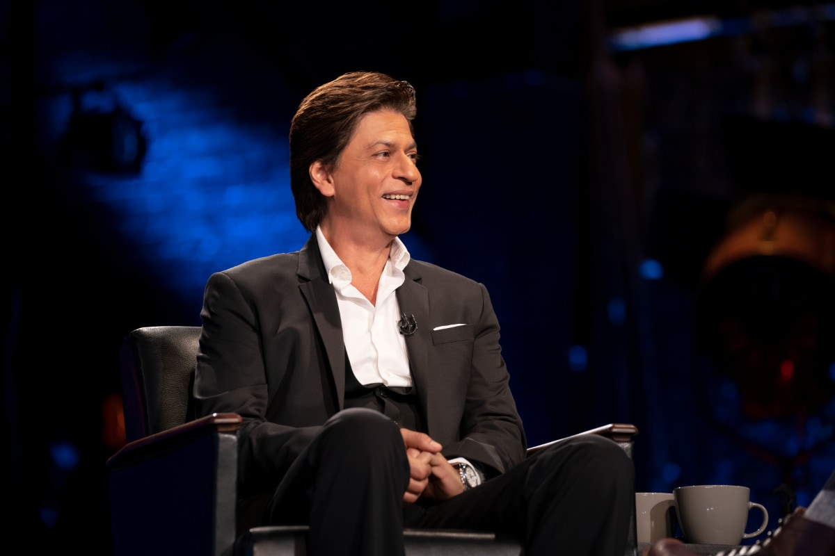 Shah Rukh Khan David Letterman Netflix 2 Shah Rukh Khan David Letterman