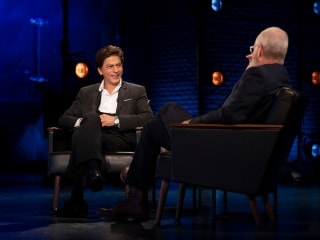 Shah Rukh Khan, David Letterman Special Episode to Release in October on Netflix