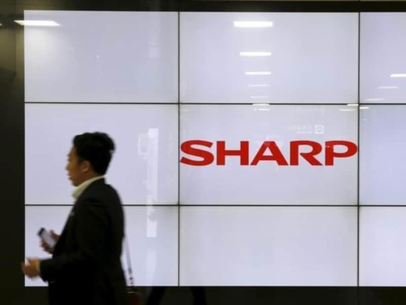 Foxconn's Sharp to Spend $570 Million on Oled Panel Production