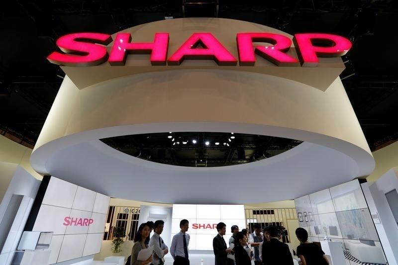 Sharp Shares Soar on Prospect of Full-Year Operating Profit
