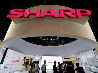 Sharp Shares Soar on Prospect of Full-Year Operating Profit