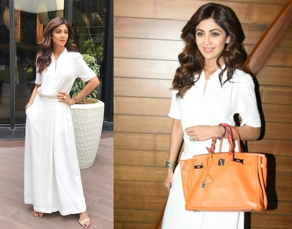 Shilpa's Birthday It Is! Celebrate It In Her Style with this Chic Look!