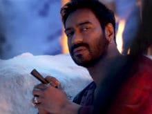 <i>Shivaay</i> Gets a Tummy Tuck. Ajay Devgn Shortens Film to Get More Shows