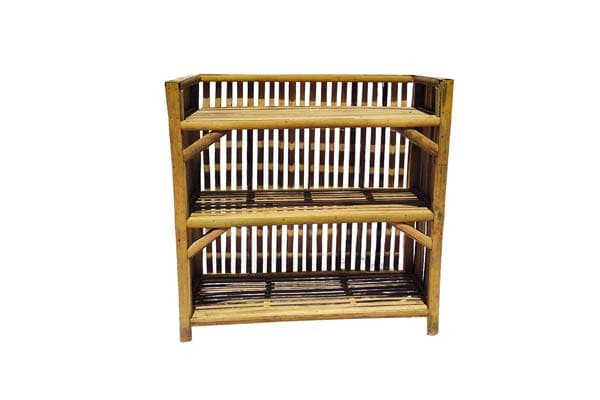 All INDIA HANDICRAFTS Bamboo Books and Shoes Rack