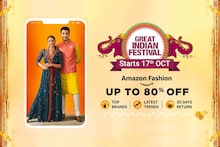 Shop Latest Fashion Trends During Amazon Great Indian Festival Sale 2020
