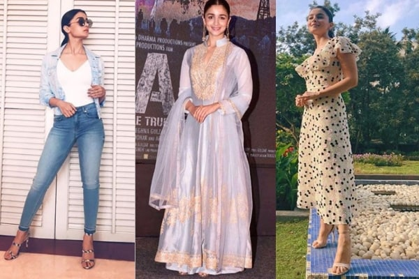 Shop for Alia Bhatt Dresses Online Which She Wore During Promoting Raazi