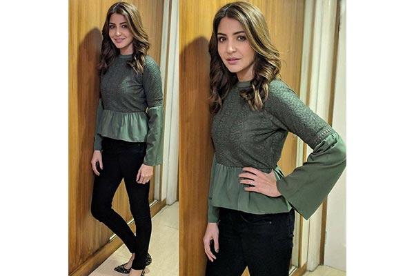 Shop Anushka Sharma Dresses Online