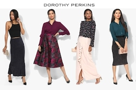 Look Party Perfect in These Trendy Dorothy Perkins Skirts