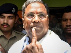 """Enjoy Your Weekend"" And More - From Siddaramaiah, A Day After Karnataka Exit Polls"