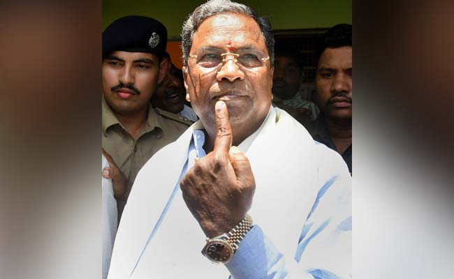 'Enjoy Your Weekend' And More - From Siddaramaiah, A Day After Karnataka Exit Polls