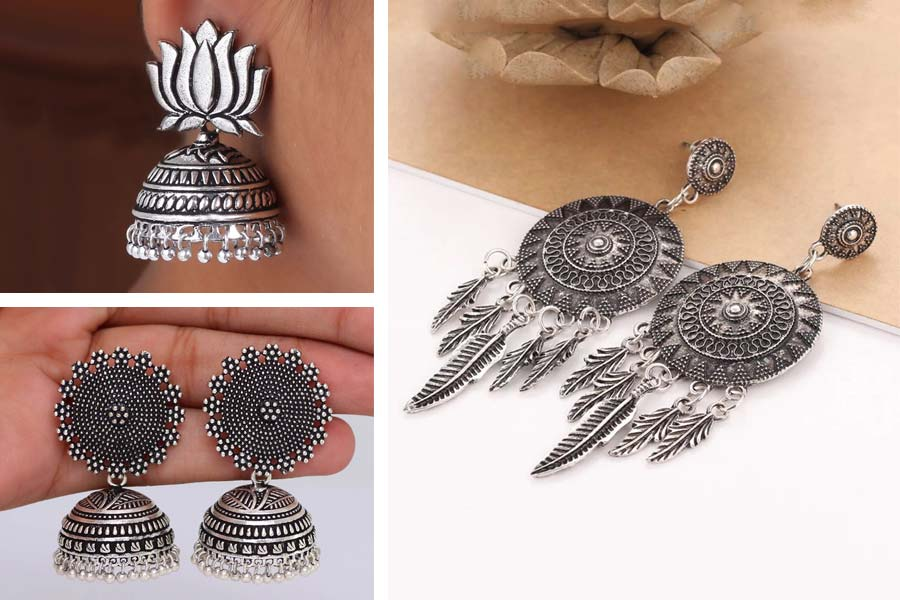 Silver Earrings You Must Have