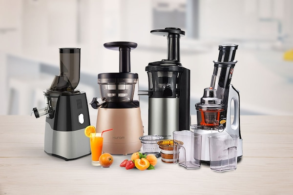 Best Slow Juicers With Cold Press Technology
