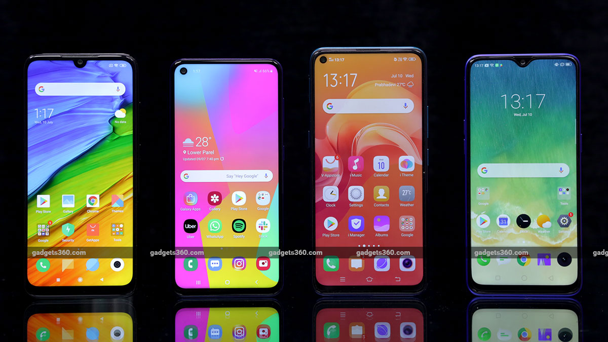 Vivo Z1 Pro vs Redmi Note 7 Pro vs Realme 3 Pro vs Samsung M40: The Ultimate Comparison