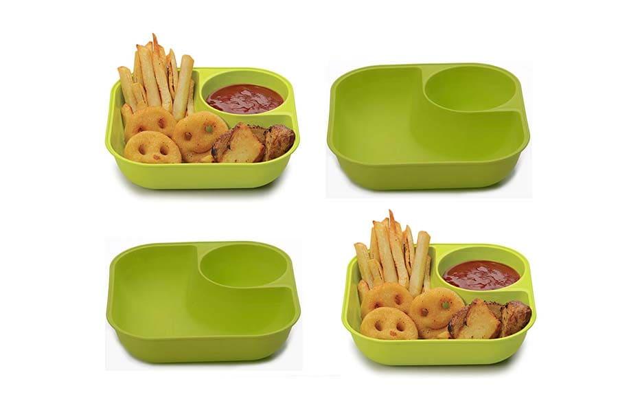 Netflix Essentials, Compartmentalized snack bowls