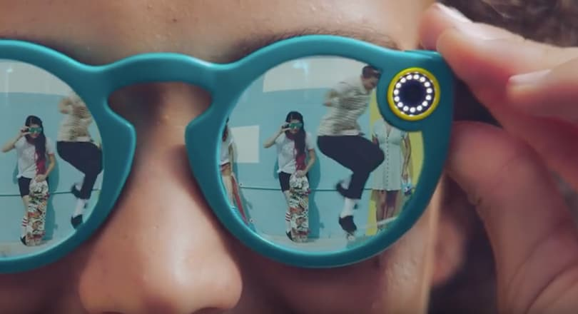 Snapchat Spectacles Launched; Company Name Changed to Snap Inc.