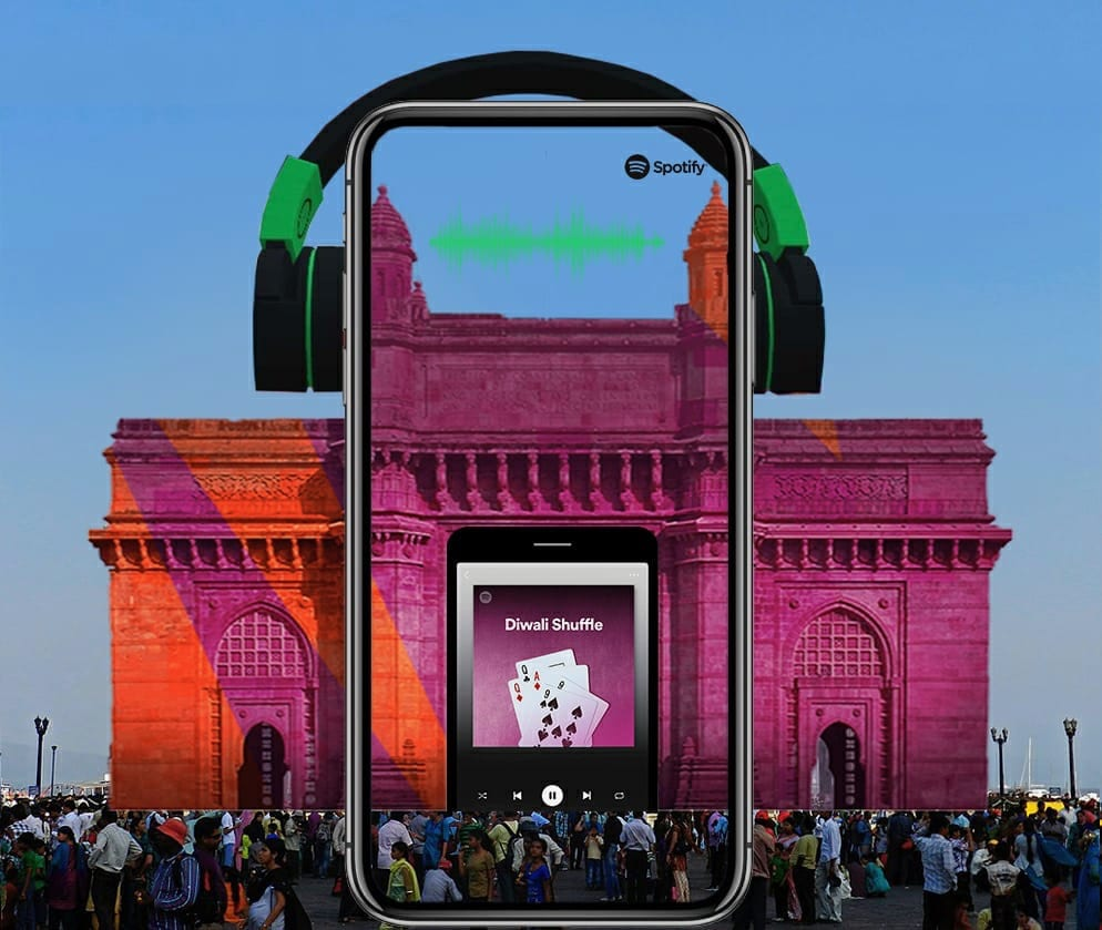 Snapchat, Spotify Team Up for Diwali-Themed Gateway of India 'Landmarker' AR Lens