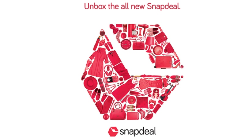 Snapdeal Reveals a New Brand Identity; Overhauls Logo, Website, and Apps