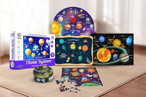 Best Solar System Jigsaw Puzzle Games