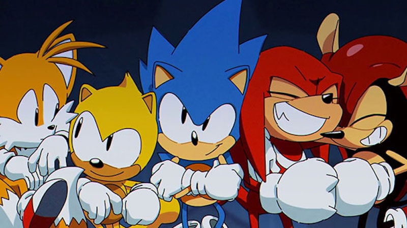 Sonic Mania Plus Release Date and Price Announced