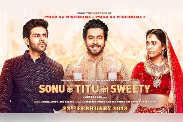 Sonu Ke Titu Ki Sweety Movie Ticket Offers: Book Movie Ticket Online on Paytm, BookMyShow for Offers and Cashbacks