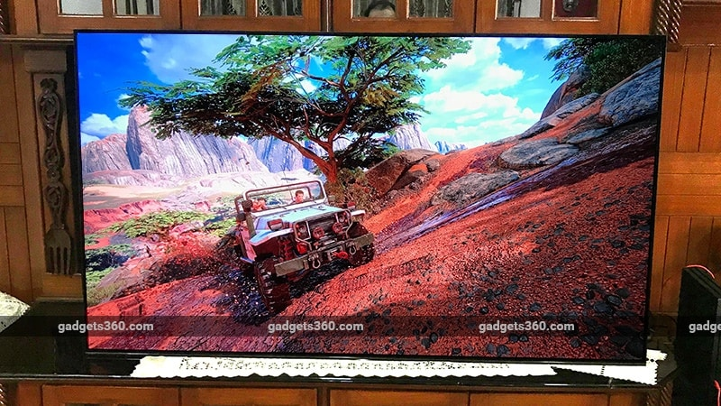 Sony KD-65A1 4K HDR OLED TV Review