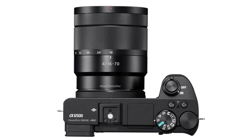 Sony A6500, Cyber-Shot RX100 V Premium Cameras Launched