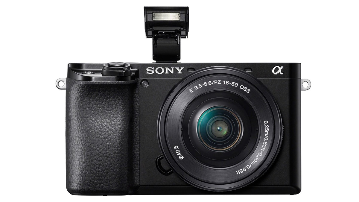 Sony A6100 cover ndtv sony