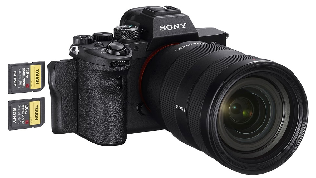 Sony Announces A7R IV Full-Frame Mirrorless Camera With