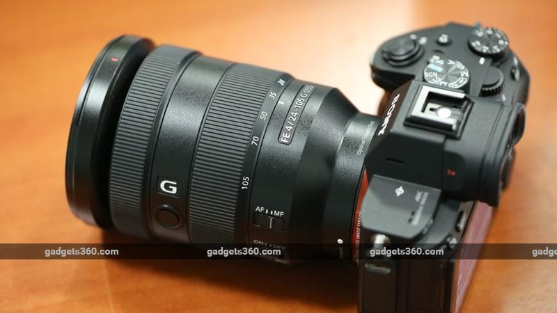 Sony A7 III lens 2 ndtv sony