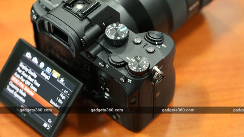 Sony A7 III top ndtv sony