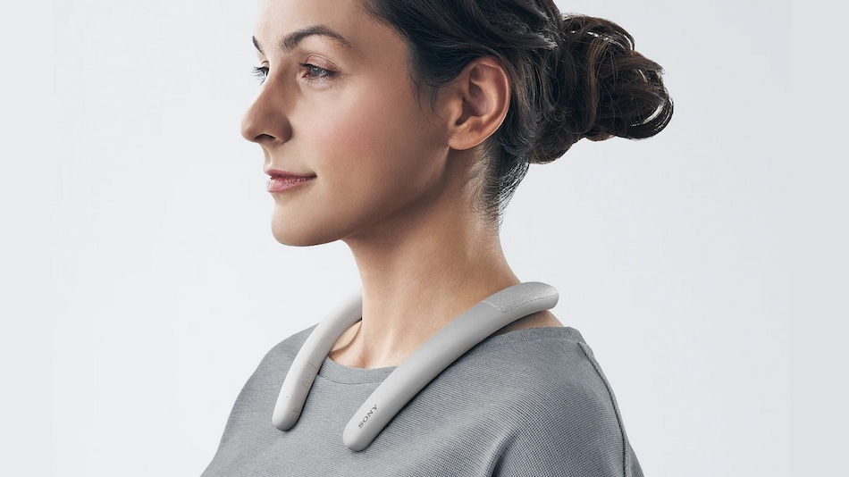 Sony SRS-NB10 Wireless Neckband Speaker With 20 Hour Playtime, Beam-Forming Microphone Array Launched