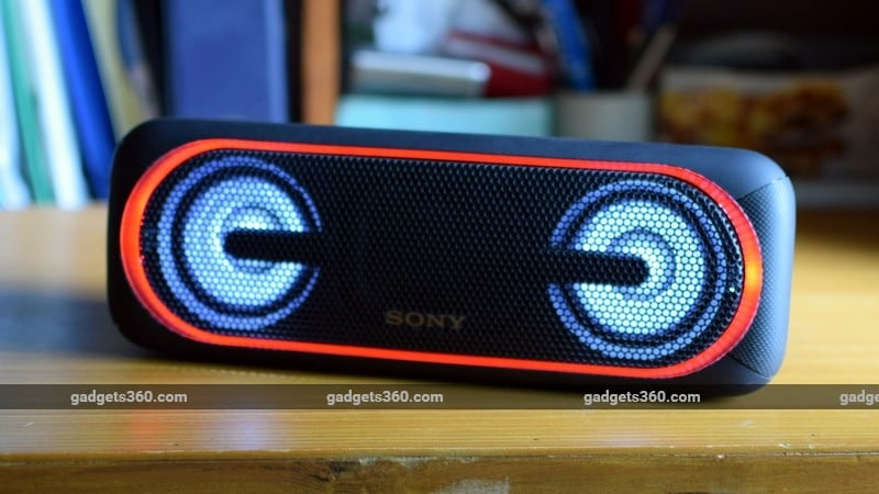 Sony SRS-XB40 Review | NDTV Gadgets360 com