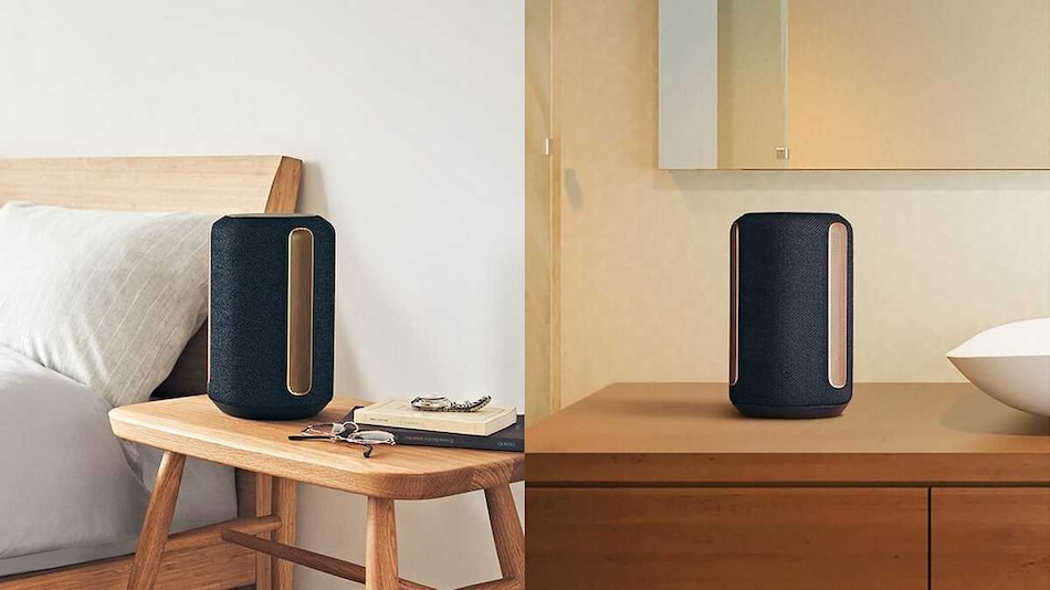 Sony SRS-RA3000 Speaker With 360-Degree Audio, Voice Assistance Launched in India